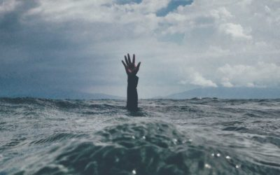 Would you walk by someone who was drowning?