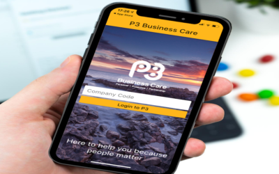 MYP3 mobile app is allowing employees to get help